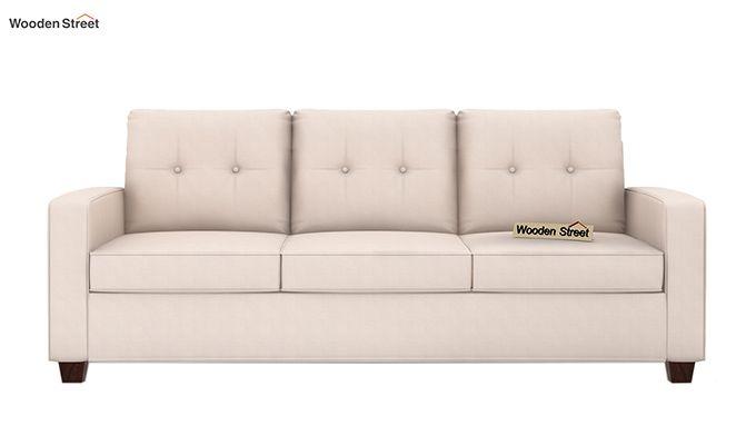Nicolas 3 Seater Sofa (Ivory Nude)-2