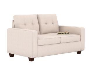 Nicolas 2 Seater Sofa (Ivory Nude)