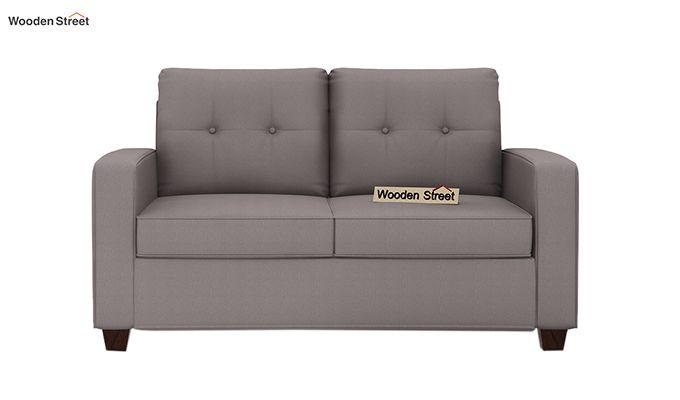 Nicolas 2 Seater Sofa (Warm Grey)-2