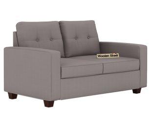 Nicolas 2 Seater Sofa (Warm Grey)