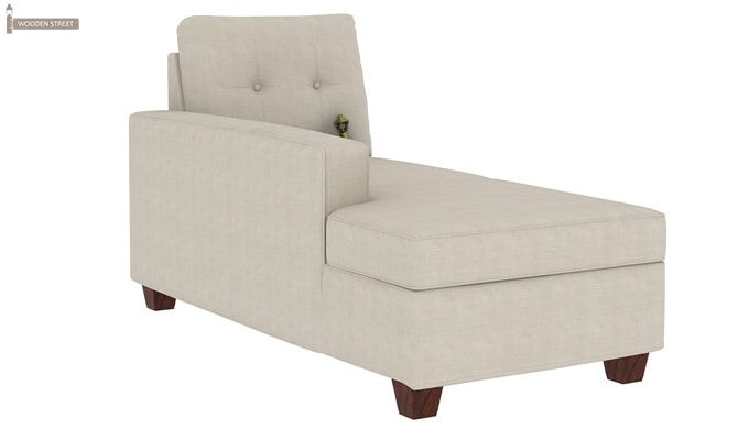 Nicolas Left Aligned 2 Seater + Chaise (Ivory Nude)-2