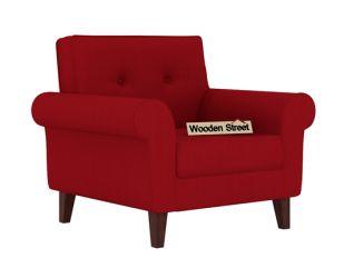 Orlando 1 Seater Sofa (Dusky Rose)
