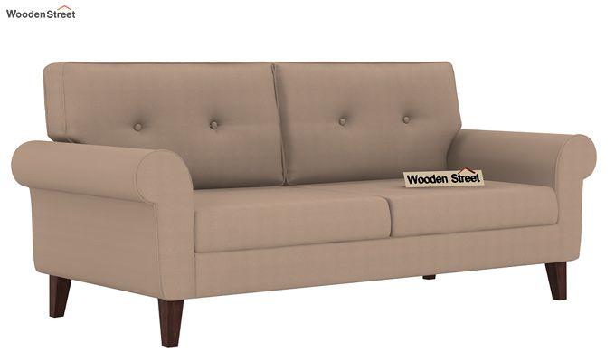 Orlando 3 Seater Sofa (Irish Cream)-1