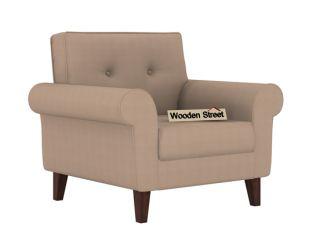 Orlando 1 Seater Sofa (Irish Cream)