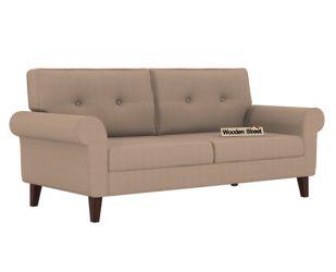 Orlando 3 Seater Sofa (Irish Cream)
