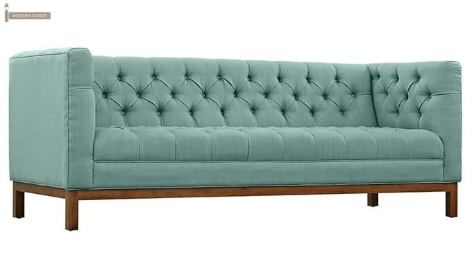 Parslo 3 Seater Fabric Sofa (Stormy Sea)-2