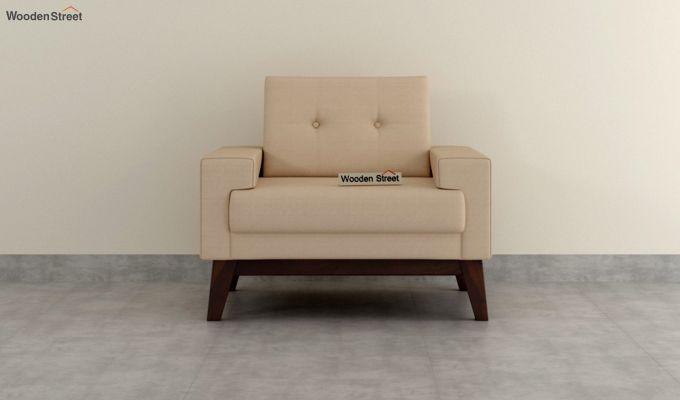 Richie 2 Seater Sofa (Fabric, Irish Cream)-6