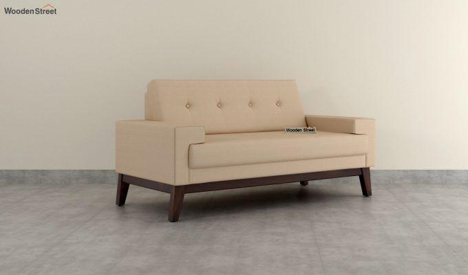 Richie 2 Seater Sofa (Fabric, Irish Cream)-2