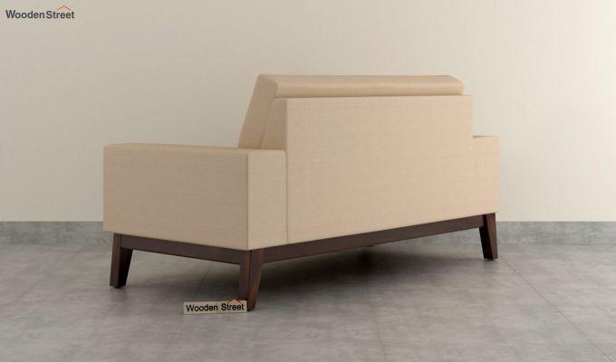 Richie 2 Seater Sofa (Fabric, Irish Cream)-4
