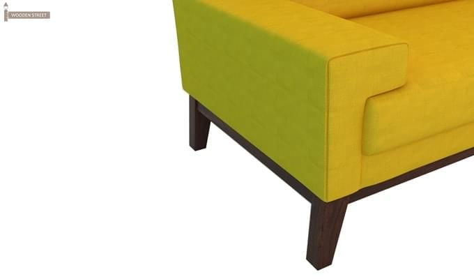Richie 3 Seater Sofa (Yellow Blush)-4