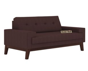 Richie 2 Seater Sofa (Classic Brown)
