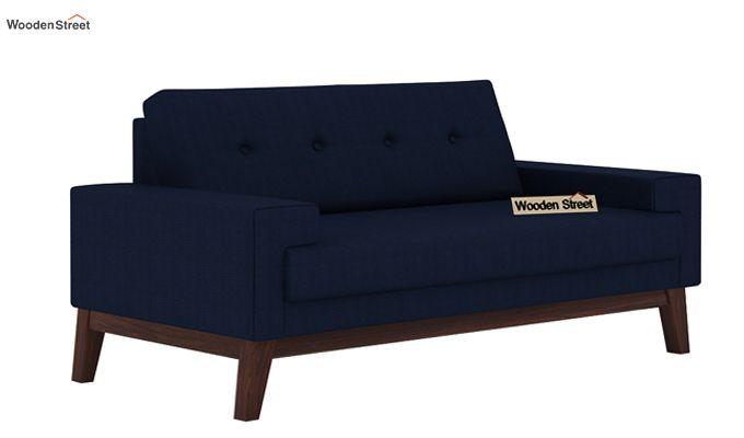 Richie 2 Seater Sofa (Indigo Ink)-1