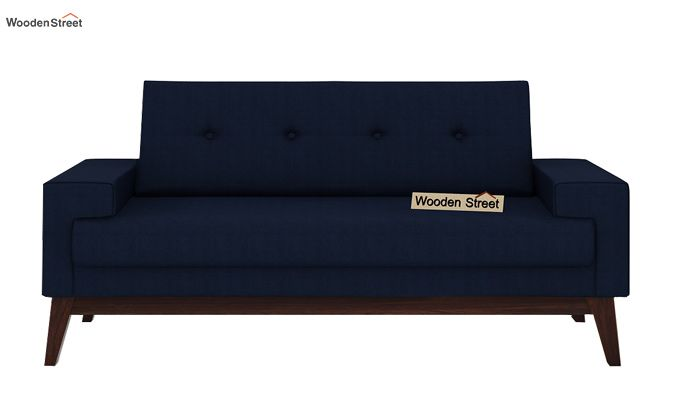 Richie 2 Seater Sofa (Indigo Ink)-2