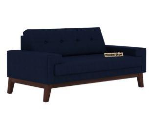 Richie 2 Seater Sofa (Indigo Ink)