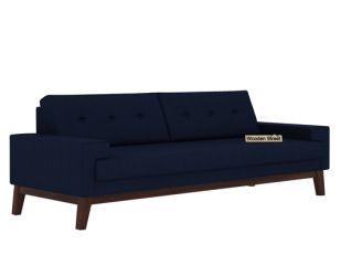 Richie 3 Seater Sofa (Indigo Ink)