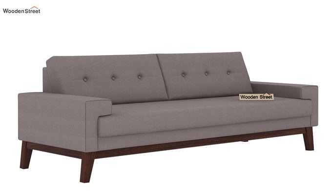 Richie 3 Seater Sofa (Warm Grey)-1