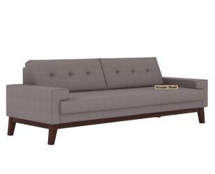Richie 3 Seater Sofa (Warm Grey)