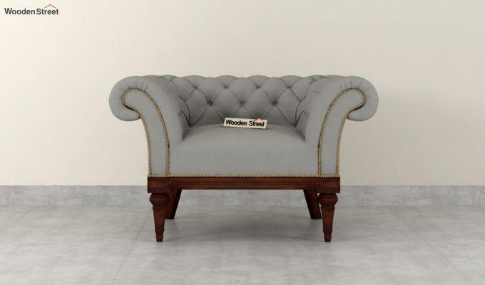 Swanson 2 Seater Sofa (Fabric, Warm Grey)-6