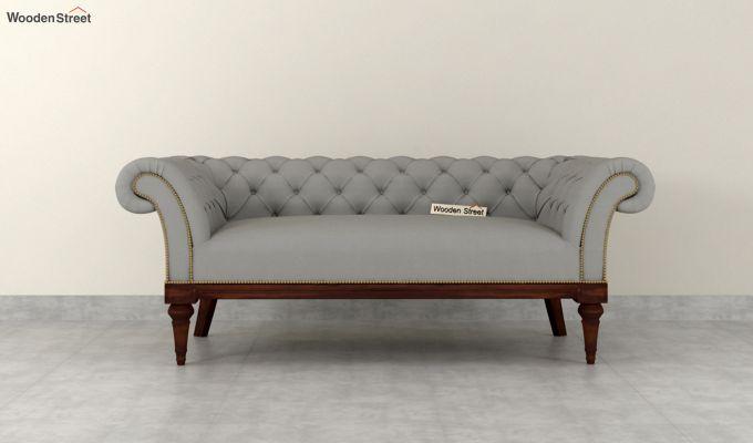 Swanson 2 Seater Sofa (Fabric, Warm Grey)-3