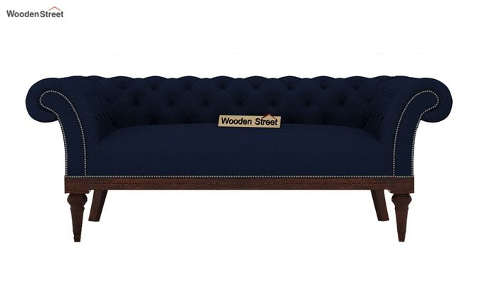 Swanson 2 Seater Sofa (Fabric, Indigo Ink)-2