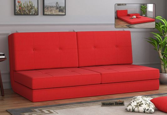 Double Futons Bed