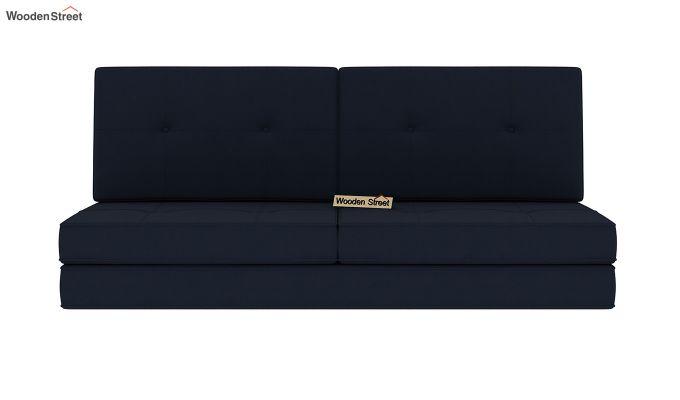 Coleman Futon Bed (Two Seater, Indigo Ink)-4