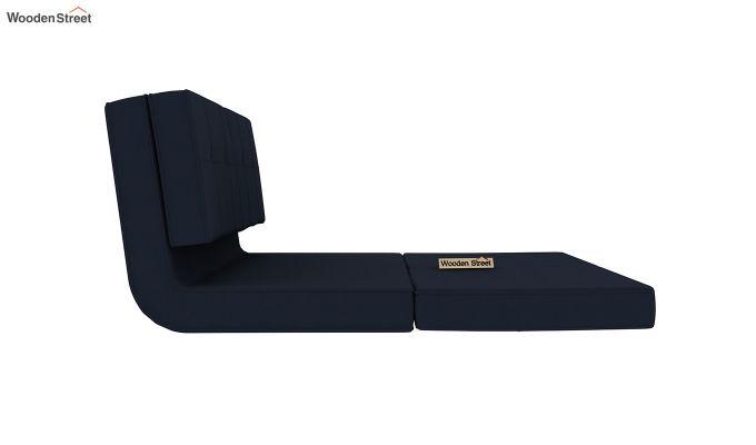 Coleman Futon Bed (Two Seater, Indigo Ink)-6