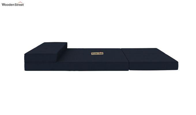 Coleman Futon Bed (Two Seater, Indigo Ink)-8