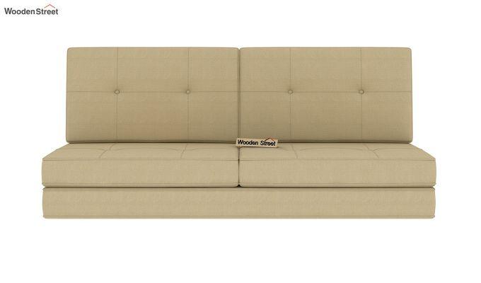 Coleman Futon Bed (Two Seater, Irish Cream)-4