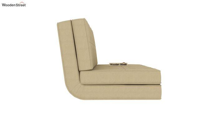 Coleman Futon Bed (Two Seater, Irish Cream)-5