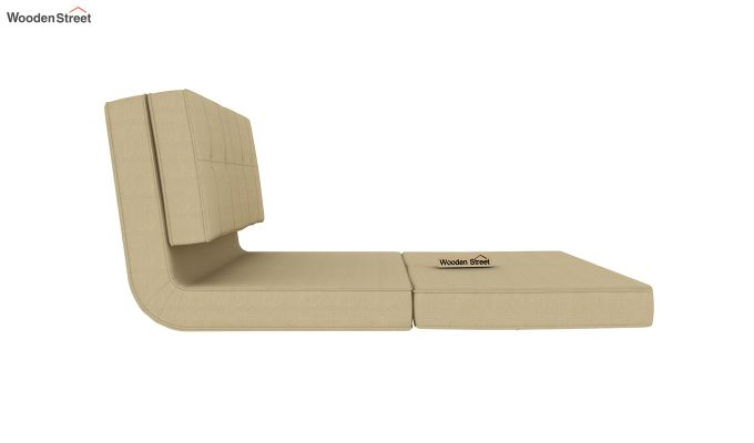 Coleman Futon Bed (Two Seater, Irish Cream)-6