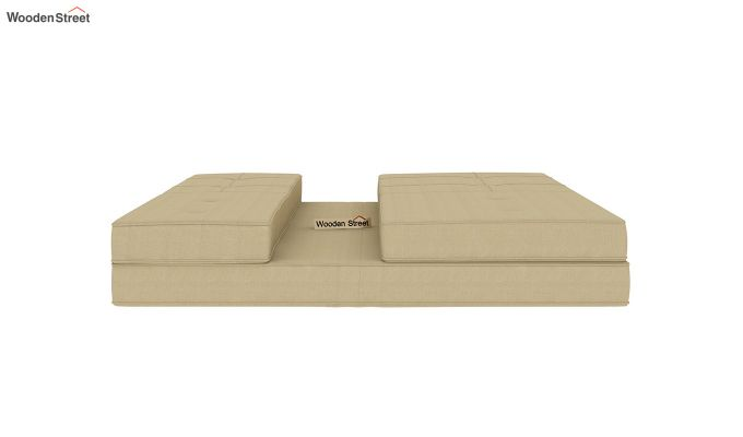 Coleman Futon Bed (Two Seater, Irish Cream)-7
