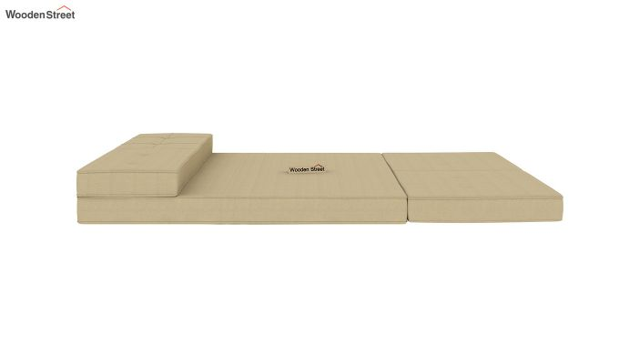 Coleman Futon Bed (Two Seater, Irish Cream)-8