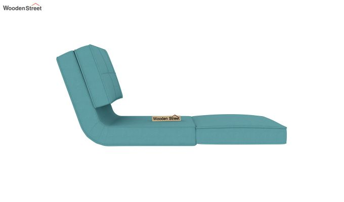 Coleman Single Futon Bed (Aqua Marine)-5