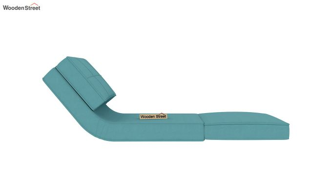 Coleman Single Futon Bed (Aqua Marine)-6