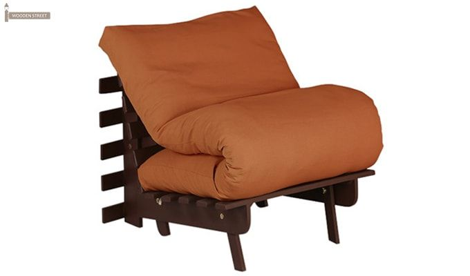 Hanover Single Seater Futon (Light Brown)-1
