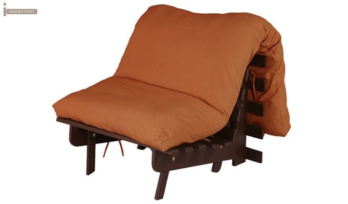 Hanover Single Seater Futon (Light Brown)-5