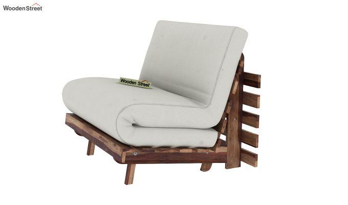 Jovi Single Futon Bed (Ivory Nude)-2