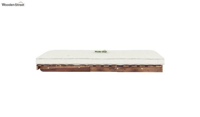 Jovi Single Futon Bed (Ivory Nude)-7