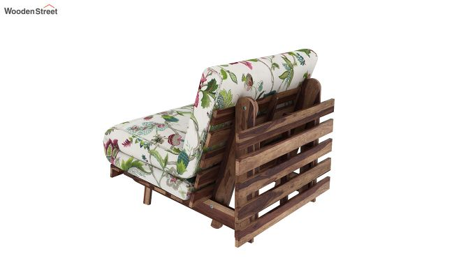 Jovi Single Futon Bed (Rose Vineyard)-4