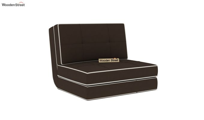 Winsley Fabric Sofa Cum Bed (Classic Brown)-3