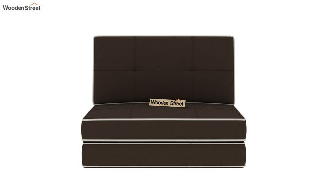 Winsley Fabric Sofa Cum Bed (Classic Brown)-4
