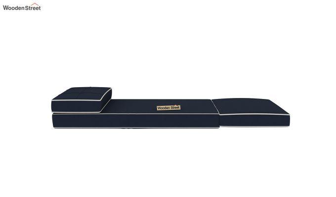 Winsley Fabric Sofa Cum Bed (Indigo Ink)-8