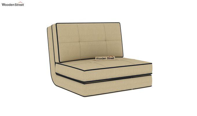 Winsley Fabric Sofa Cum Bed (Irish Cream)-3