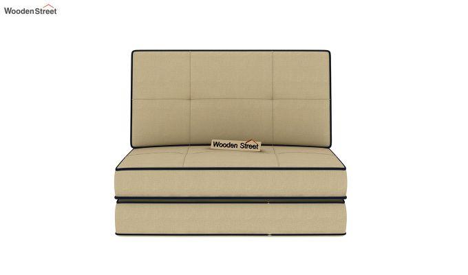 Winsley Fabric Sofa Cum Bed (Irish Cream)-4
