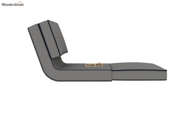 Winsley Fabric Sofa Cum Bed (Warm Grey)-5
