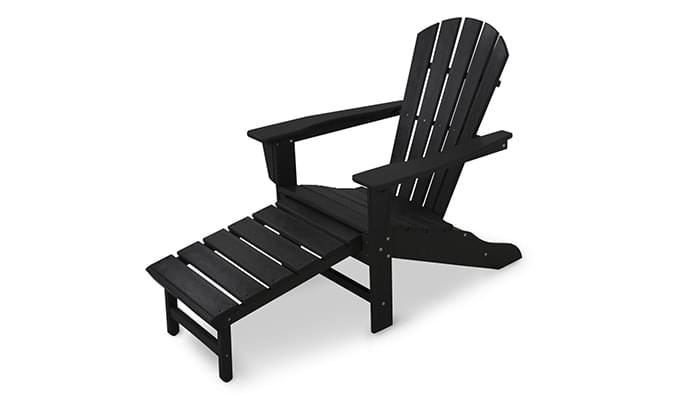 Mimosa Garden Chair (Black Finish)-1