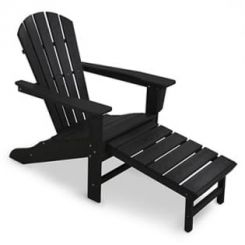Mimosa Garden Chair (Black Finish)