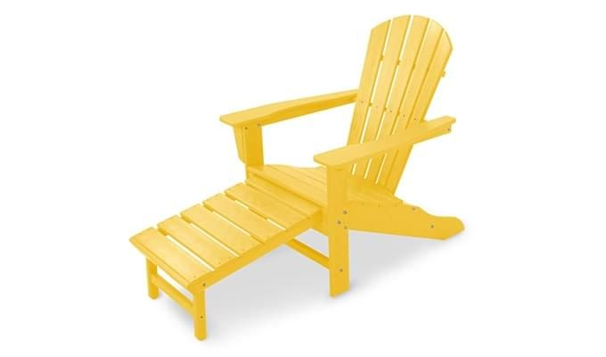 Mimosa Garden Chair (Daffodil Delight)-1
