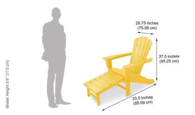Mimosa Garden Chair (Daffodil Delight)-2